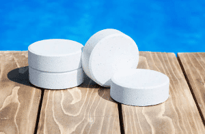 Where To Apply Chlorine Tablets In Your Pool